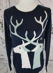 NWT LOFT Women's Holiday Sweater Size XS